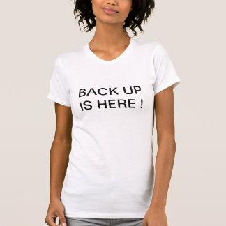 UNTERSTÜTZUNG IST HIER BAC ErsatzT - T-Shirt