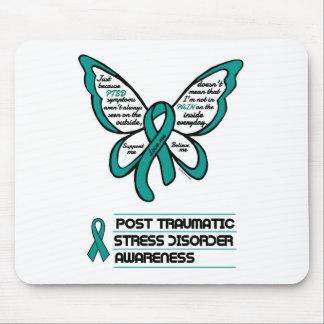 Unterstützung/Liebe/glauben… PTSD Mauspad