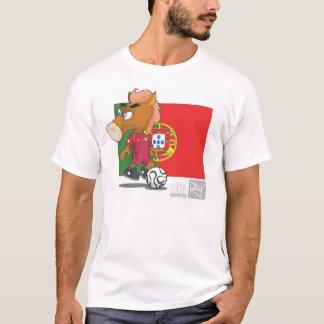 UNTERSTÜTZUNG PORTUGAL T-Shirt