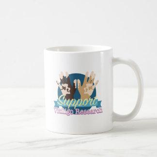 UnterstützungsVitiligo Forschung Kaffeetasse