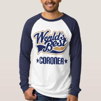 Untersuchungsrichter-Geschenk T-Shirt