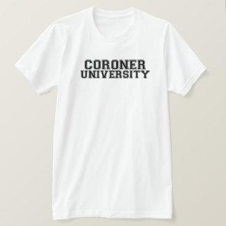 Untersuchungsrichter-Universität T-Shirt