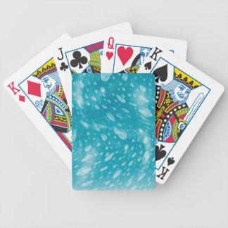 Unterwasser Bicycle Spielkarten