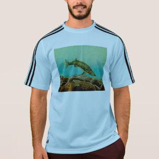 Unterwasserfleischfresserplatte 2 das Pike T Shirts