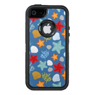 Unterwasserleben-Muster OtterBox iPhone 5/5s/SE Hülle
