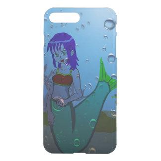 Unterwassermeerjungfrau iPhone 8 Plus/7 Plus Hülle