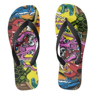 Unterwassertaverne Flip Flops