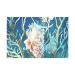 Unterwasserwelt 17 dehnte Leinwand-Druck aus Gespannte Galeriedrucke