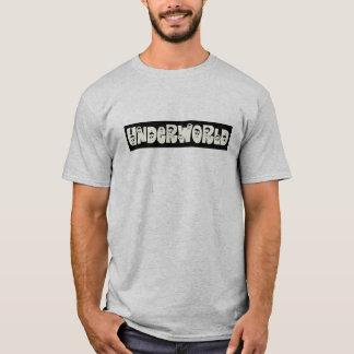Unterwelt-Schädel-Shirt T-Shirt