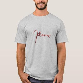 Unterzeichnungs-Shirt St. Jeanne d'Arc für Männer T-Shirt