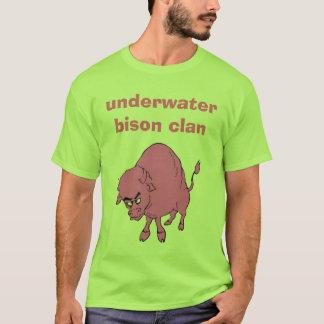 Untitled-1, Unterwasserbisonclan T-Shirt