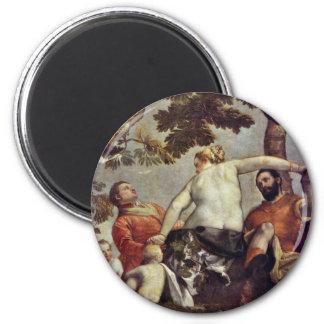 Untreue durch Veronese Paolo (beste Qualität) Magnete
