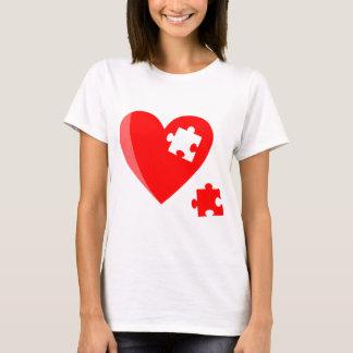 Untröstlicher Entwurf T-Shirt