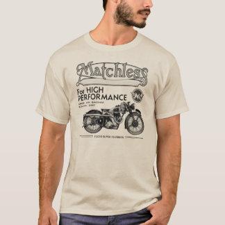Unvergleichliches klassisches Motorrad-T-Shirt T-Shirt