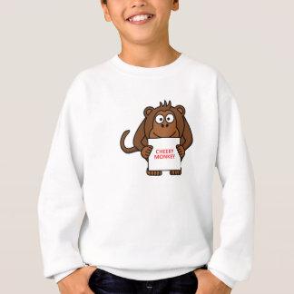 Unverschämter Affe Sweatshirt