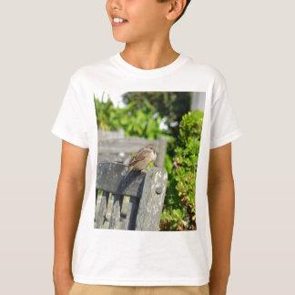 Unverschämter Spatz T-Shirt