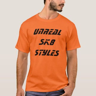 Unwirkliche Arten Sk8 T-Shirt