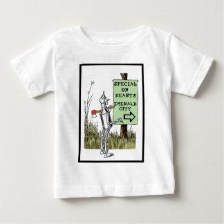 Unze - Zinn-Mann Baby T-shirt