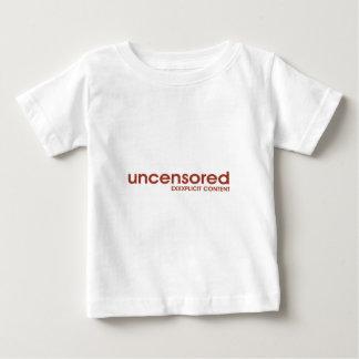 Unzensiert Baby T-shirt