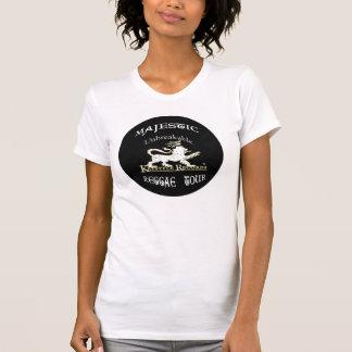 Unzerbrechliches Ausflug-Shirt der Damen T-Shirt