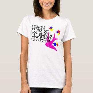 UO Spatz-Stern [Frauen] T-Shirt