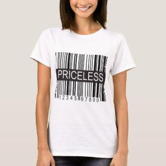 upc kodieren unbezahlbares T-Shirt
