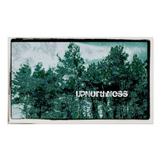 UpNorthNess Plakat
