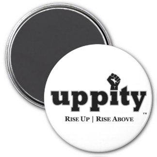 Uppity Power-Magnet Runder Magnet 7,6 Cm