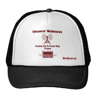 Uranus-Radioapparat Netzmützen