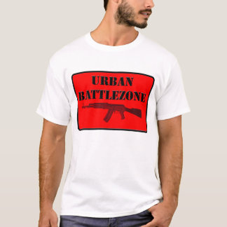 URBAN BATTLEZONE T-Shirt