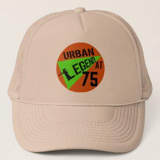 Urban- legend75. Geburtstags-Geschenke Truckerkappe