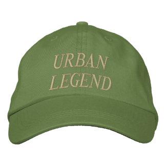 Urban legend gestickter Hut