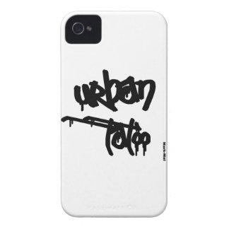 Urban tattoo iPhone 4 hüllen