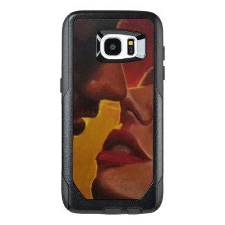 "UrbnCape Fall ""der Kuss-"" Samsungs S7 Otterbox"