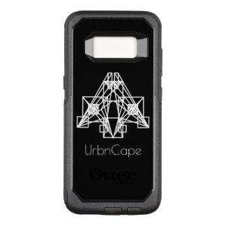 UrbnCape geometrisches weißes Designer S8 otterbox OtterBox Commuter Samsung Galaxy S8 Hülle