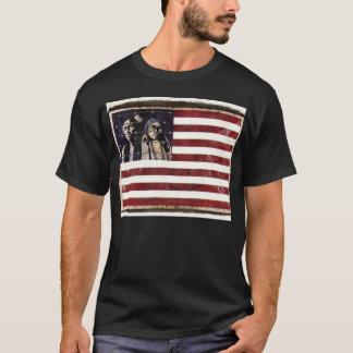 Ureinwohner-Flaggen-T-Shirt T-Shirt