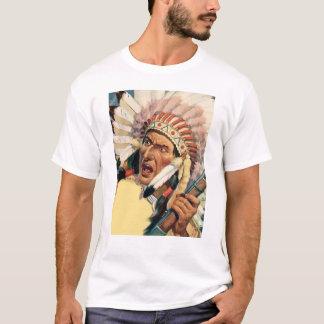 Ureinwohner-Krieger T-Shirt