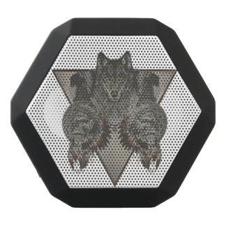Ureinwohner-Schädel-Fantasie-Art Schwarze Bluetooth Lautsprecher