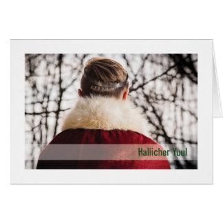 Urglaawe Yuul Karte:: Winter-König (DEI) Karte