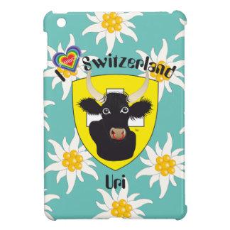 Uri Schweiz iPad Mini Hülle