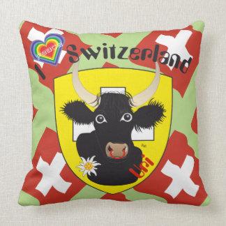 Uri Schweiz Suisse Svizzera Svizra Switzerland Kissen