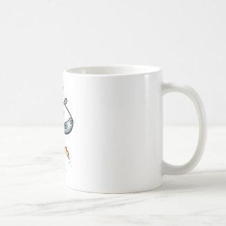 Urinierendes Einhorn der Regenbogen Kaffeetasse