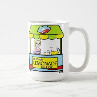 Urlaubs-Limonadestand Kaffeetasse