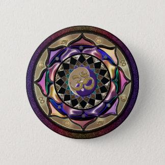UROCK! Überraschungs-Mandala Runder Button 5,7 Cm
