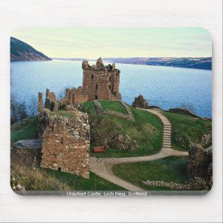 Urquhart Schloss, Loch Ness, Schottland Mousepad
