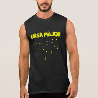 Ursa Major Costellation Ärmelloses Shirt