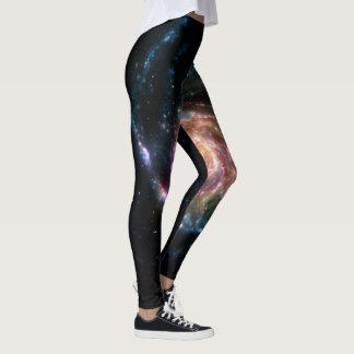 Ursa Majors-Galaxiebild Leggings