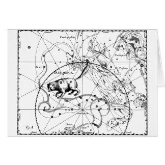 Ursa Minderjähriger Karte