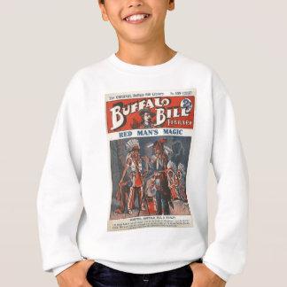 Ursprüngliche Buffalo Bill-Bibliotheks-Nr. 439 Sweatshirt