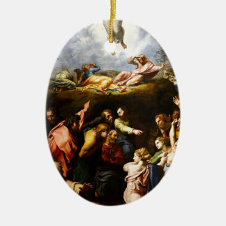 "Ursprüngliche Farbe ""der Transfiguration"" Keramik Ornament"
